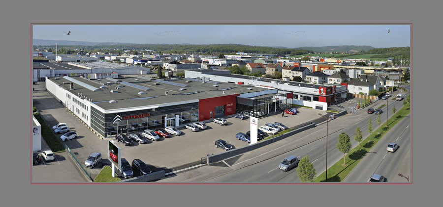 Industries entreprises portfolio g rard borre for Garage citroen les angles 30
