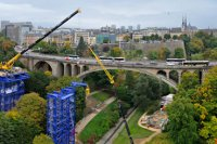 Panoramiques - photographie-aerienne-panoramique-pont-Adolphe-1-Luxembourg-photonair-Gerard-Borre-Photographe