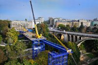 Construction - Travaux publics - photographie_aerienne_refection-du-pont-Adolphe-luxembourg-Gerard-Borre-Photographe