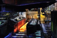 Industrie - photographie_industrielle_technique_usine_Arcelor_Mittal_10_Luxembourg_moselle_Gerard_Borre_Photographe