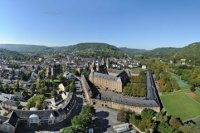 Panoramiques - Photo aérienne - Echternach Panorama à 360° Luxembourg - Phot'On Air - Gérard Borre Photographie