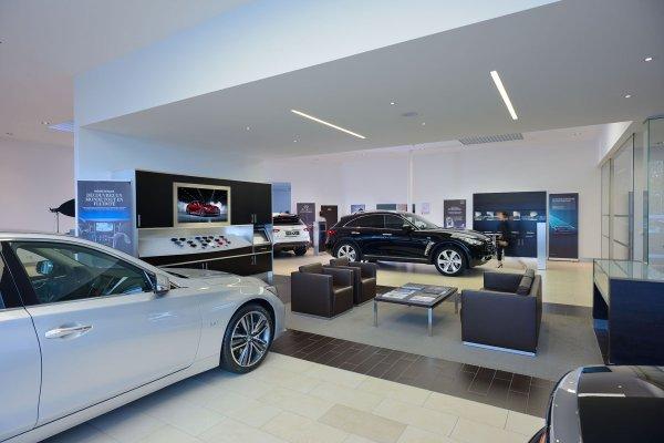 Garage infiniti luxembourg